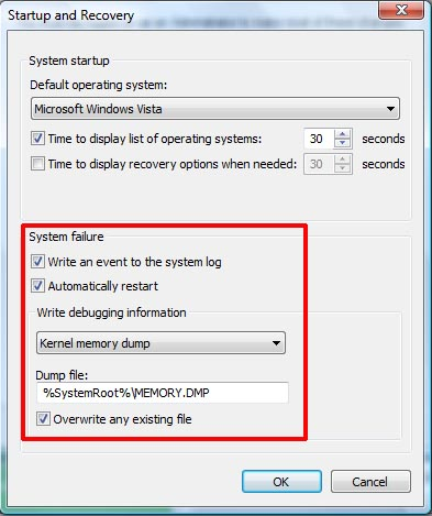 Windows Startup and Recovery