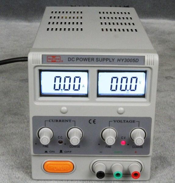 Регулируемо захранване Mastech HY3005D